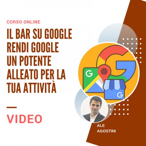 Il Bar su Google rendi Google un potente alleato per la tua attività