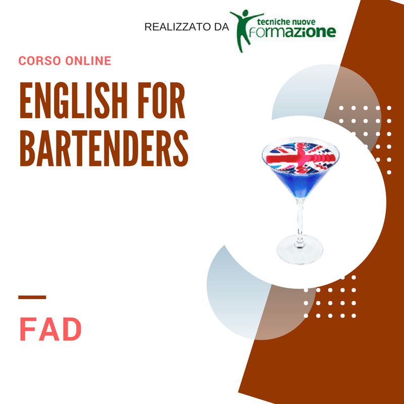 Inglese per Baristi