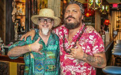 A tutto Tiki, la moda tropicale spopola nei locali italiani