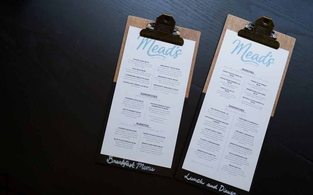 Il menù giusto per lavorare bene e vendere meglio: si può fare?